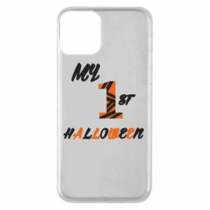 Phone case for iPhone 11 My 1st halloween
