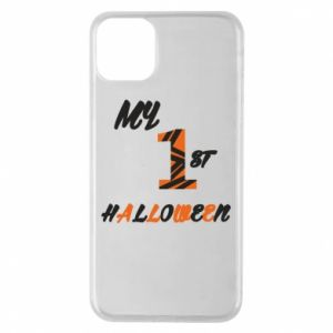 Phone case for iPhone 11 Pro Max My 1st halloween