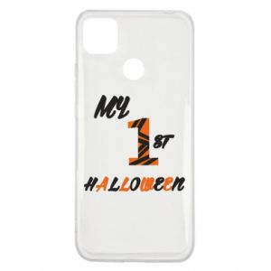 Etui na Xiaomi Redmi 9c My 1st halloween