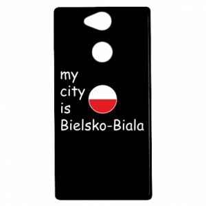 Sony Xperia XA2 Case My city is Bielsko-Biala