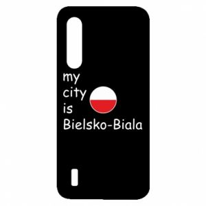 Xiaomi Mi9 Lite Case My city is Bielsko-Biala