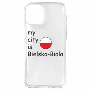 iPhone 12 Mini Case My city is Bielsko-Biala