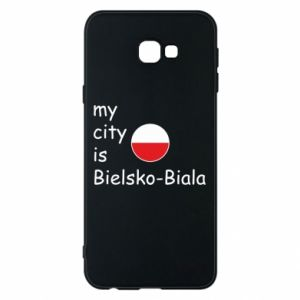 Samsung J4 Plus 2018 Case My city is Bielsko-Biala