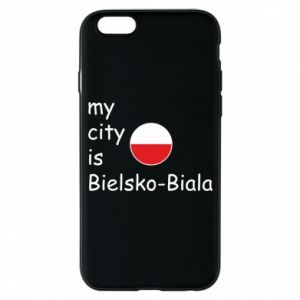 iPhone 6/6S Case My city is Bielsko-Biala