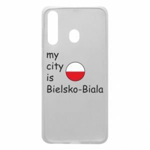 Samsung A60 Case My city is Bielsko-Biala
