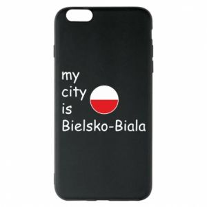iPhone 6 Plus/6S Plus Case My city is Bielsko-Biala