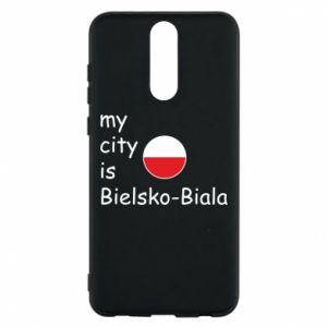 Huawei Mate 10 Lite Case My city is Bielsko-Biala