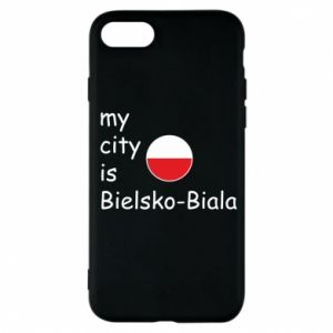 iPhone 7 Case My city is Bielsko-Biala