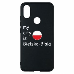 Xiaomi Mi A2 Case My city is Bielsko-Biala
