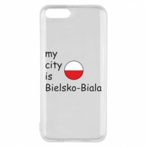 Xiaomi Mi6 Case My city is Bielsko-Biala