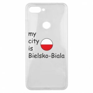 Xiaomi Mi8 Lite Case My city is Bielsko-Biala