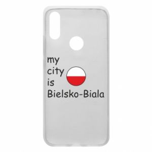 Xiaomi Redmi 7 Case My city is Bielsko-Biala