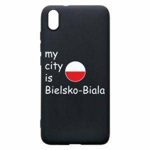 Xiaomi Redmi 7A Case My city is Bielsko-Biala
