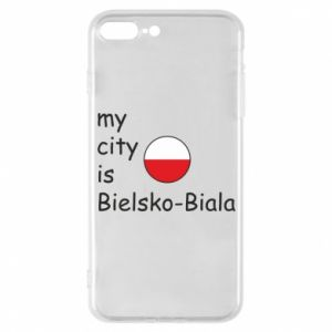 iPhone 7 Plus case My city is Bielsko-Biala