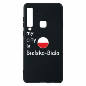 Samsung A9 2018 Case My city is Bielsko-Biala