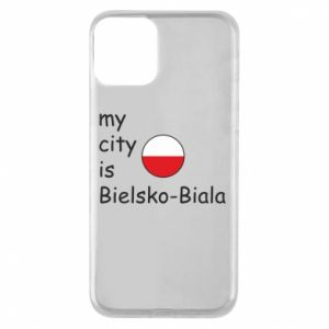 iPhone 11 Case My city is Bielsko-Biala