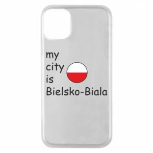 iPhone 11 Pro Case My city is Bielsko-Biala