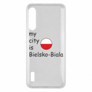 Xiaomi Mi A3 Case My city is Bielsko-Biala