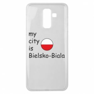 Samsung J8 2018 Case My city is Bielsko-Biala
