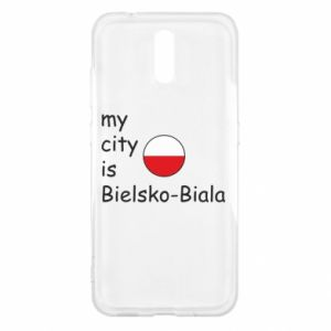 Nokia 2.3 Case My city is Bielsko-Biala