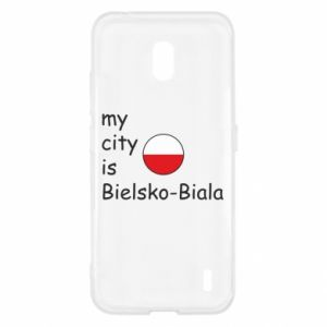 Nokia 2.2 Case My city is Bielsko-Biala