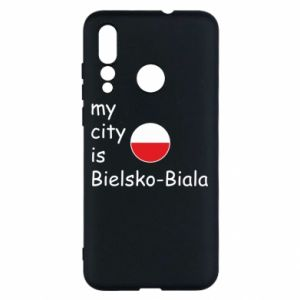 Huawei Nova 4 Case My city is Bielsko-Biala