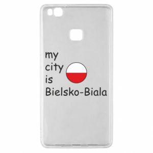 Huawei P9 Lite Case My city is Bielsko-Biala