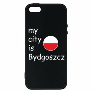iPhone 5/5S/SE Case My city is Bydgoszcz