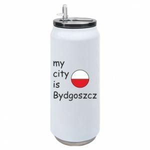 Thermal bank My city is Bydgoszcz