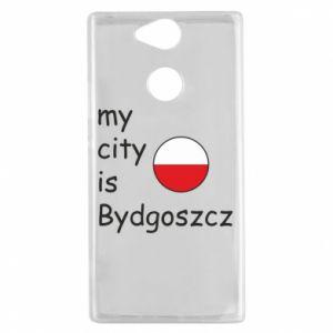 Sony Xperia XA2 Case My city is Bydgoszcz
