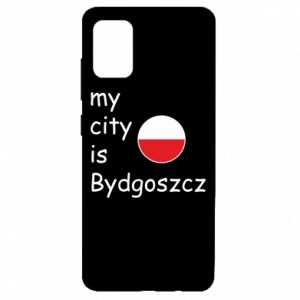 Samsung A51 Case My city is Bydgoszcz