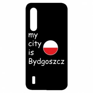 Xiaomi Mi9 Lite Case My city is Bydgoszcz