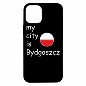 iPhone 12 Mini Case My city is Bydgoszcz