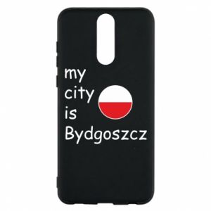 Huawei Mate 10 Lite Case My city is Bydgoszcz