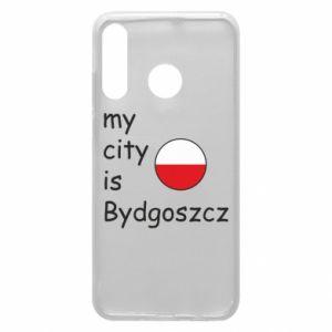 Etui na Huawei P30 Lite My city is Bydgoszcz