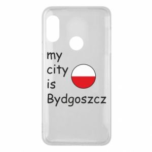 Mi A2 Lite Case My city is Bydgoszcz
