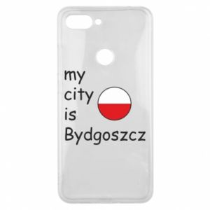 Etui na Xiaomi Mi8 Lite My city is Bydgoszcz - PrintSalon