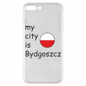 iPhone 7 Plus case My city is Bydgoszcz