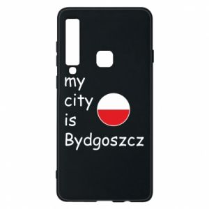 Samsung A9 2018 Case My city is Bydgoszcz
