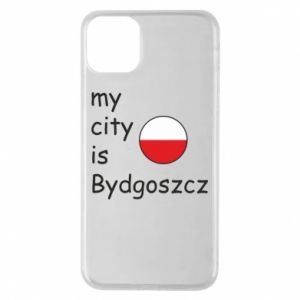 iPhone 11 Pro Max Case My city is Bydgoszcz
