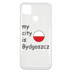 Xiaomi Redmi 9c Case My city is Bydgoszcz