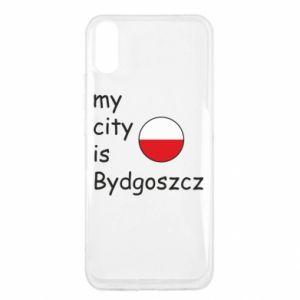 Xiaomi Redmi 9a Case My city is Bydgoszcz