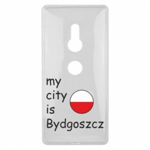 Sony Xperia XZ2 Case My city is Bydgoszcz