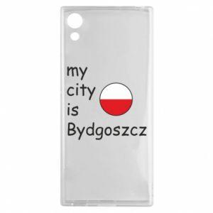 Sony Xperia XA1 Case My city is Bydgoszcz
