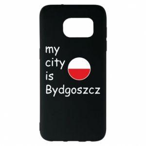 Samsung S7 EDGE Case My city is Bydgoszcz