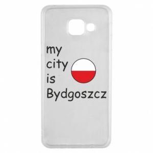 Samsung A3 2016 Case My city is Bydgoszcz