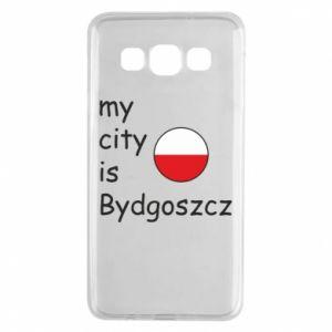 Samsung A3 2015 Case My city is Bydgoszcz