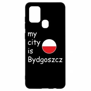 Samsung A21s Case My city is Bydgoszcz