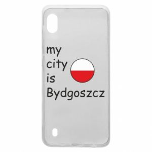 Samsung A10 Case My city is Bydgoszcz
