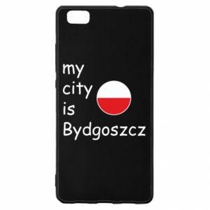 Huawei P8 Lite Case My city is Bydgoszcz